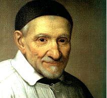 Saint Vincent de Paul: un exemple pour les catholiquesd'aujourd'hui !
